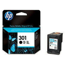 HP 301 Black Ink Cartridge Nero cartuccia d'inchiostro CARTUCCIA NERO N 301 BLIS