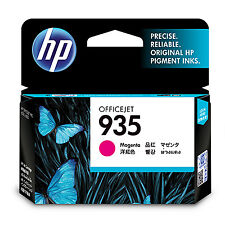 HP 935 Magenta Original Ink Cartridge Magenta cartuccia d'inchiostro CARTUCCIA M
