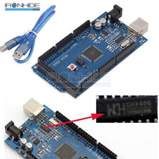 Mega 2560 R3 CH340G ATmega2560-16AU Board ATTINY85+USB Cable For Arduino
