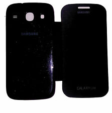 High Quality Flip Cover With Frosted Back for Samsung Galaxy Core i8262/8260