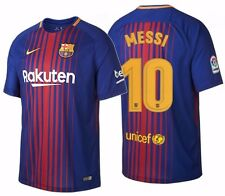 NIKE LIONEL MESSI FC BARCELONA HOME JERSEY 2017/18.