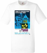 HAUNTED HOUSE OF HORROR (HORROR HOUSE) MOVIE T SHIRT FRUIT OF THE LOOM