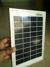 5W Solar Panel 8.8V, O.57A Project, Hobby, Do It Yourself, DIY, Home,Office Use