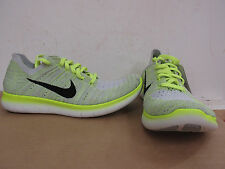 nike womens free RN flyknit running trainers 831070 007 sneakers shoes SAMPLE