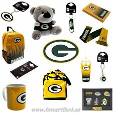 Green Bay Packers Fanshop - NFL Football  Shop - Fanartikel - Fahne Schal Tasse