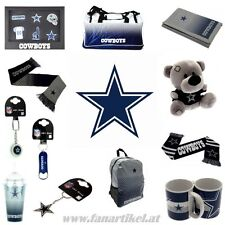 Dallas Cowboys Fanshop - NFL Football  Shop - Fanartikel - Fahne Schal Tasse Pin