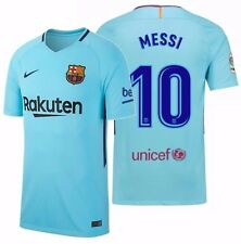 NIKE LIONEL MESSI FC BARCELONA AWAY JERSEY 2017/18.