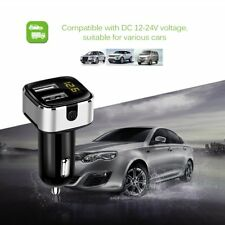 5V 3.1A Car Charger Quick Charge Dual USB Port Lighter Adapter Voltage For Phone