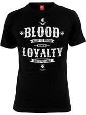 Sons of Anarchy Blood Loyalty Herren T-Shirt Schwarz