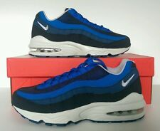 Nike Air Max 95 GS Juniors Trainers Obsidian/Grey Sizes 5 UK 307565 408