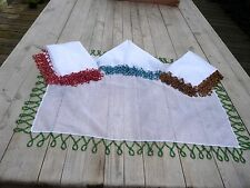 Beaded Net Food Cover, Handmade in South Africa  as a community support project