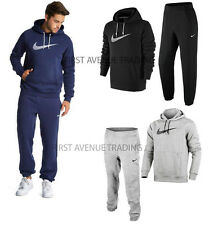 NIKE CLUB SWOOSH PULLOVER TRACKSUIT GYM CASUAL RETRO STLYLISH TRACKSUIT RRP 90