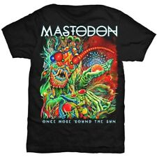 Mastodon 'Once More 'Round the Sun ' T-SHIRT - Nuevo y Oficial