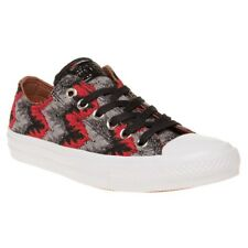 New Womens Converse Multi Chuck Taylor All Star II Low Missoni Textile Trainers