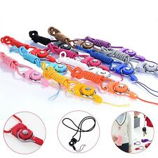 Neck Lanyard Camera Strap Phone Mp3 Id Cell Holder Card Usb Mobile Keys