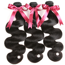 PACK 2 PAQUETS CHEVEUX 100% NATURELS BRESILIENS EXTENSIONS TISSAGE REMY HAIR