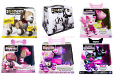 Zoomer Interactive Pets - Zuppies Cupcake/Candy/ Bentley Puppy - Brand New
