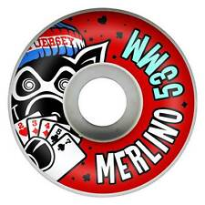 Ruote da Skateboard Pro Pig Wheels Merlino Vice 53mm