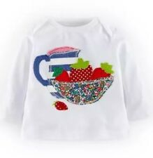 BRAND NEW STOCK JUST IN - Baby Boden Long Sleeve Applique Top 06 - 24 Months