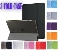 """Ultra Thin Magnetic Leather 2 Piece Smart Case Cover Stand Apple iPad 9.7"""" 2017"""