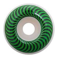 Ruote da Skateboards SpitFire Classic Green 52MM