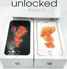 Apple iPhone 6s Plus/6 Plus/6 -16G 64G 128G All Colors Factory Unlocked 1/2GB A+