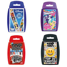 Top Trumps Card Game - Gift for Children, My Little Pony, Disney and more