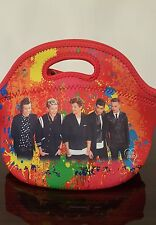 """TEEN IDOL LTD LUNCH BAG PRINT IMAGES FOR STARTS """"ONE DIRECTION"""""""