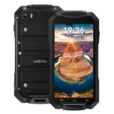"GEOTEL A1 3G Smartphone Android 4.5"" MTK6580 Quad Core 1 GO+8GB étanche 8.0MP"