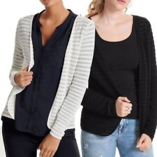 7077 ONLY donna maglione cardigan giacca gilet cardigan