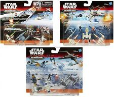 Star Wars The Force Awakens Micro Machines - 5 Pack Sets - Brand New & Sealed