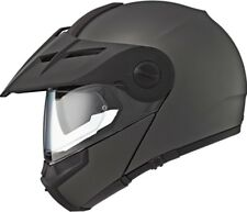 Schuberth E1 casco plegable Adventure Casco Mate Antracita todoterreno + ONROAD