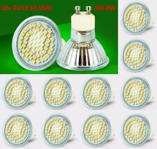 10x GU10 LED SMD High Power Spot Light Bulb Lamp 4W 5W 6W 7W 8W Energy Save UK