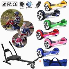Bluetooth Scooter Patinete Monociclo overboard Self Balancing Patín REGALO+BOLSO