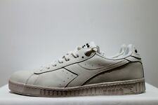 DIADORA HERITAGE GAME L LOW WAXED WHITE/WHITE