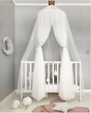 Baby Bed Crib  Netting Bedcover Mosquito Net Curtain Bed Dome Tent GIFT