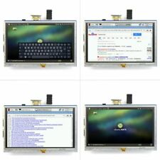 5-inch Resistive Touch Screen LCD Display HDMI for Raspberry Pi XPT2046 ~Y