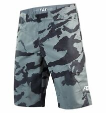 Pantaloncini Fox Ranger Cargo Camo Short Black grigio MTB mountain bike DH
