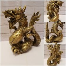 Gold Chinese Dragon Gift Set - Chinese New Year Gift