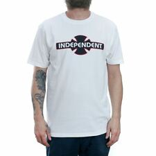Independent Truck Co OGBC T-Shirt White Tee BNWT Free Delivery Huge Range