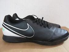 Nike TiempoX Genio II Leather TF Trainers 819216 002 football boots SAMPLE