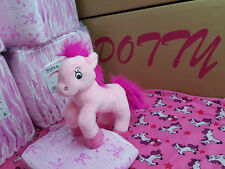 Dotty the pony Cuddly toy and ADULT DIAPER NAPPY PINK UK Incontinence 5000ML UK