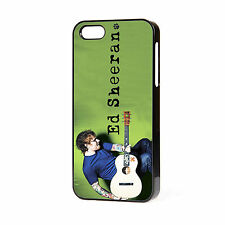 NEW ED SHEERAN X  PHONE CASE  FITS IPHONE 4 4S 5 5S 5C 6 FREE P&P TOP QUALITY.