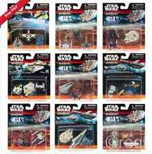 Star Wars The Force Awakens Micro Machines - 3 Pack Sets - Brand New & Sealed