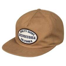 Cappellino Uomo DC Shoes Milford DC Wheat