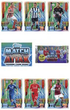 Match Attax 2015/16 Trading Cards. Individual Pro 11 Cards
