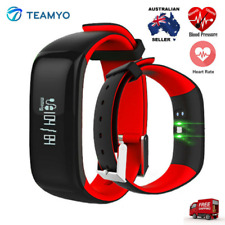 Smart Band Blood Pressure Watch Heart Rate Monitor Activity Tracker Fitbit