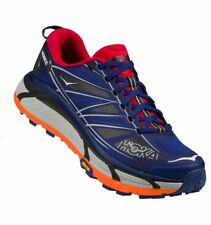 Hoka One One Mafate Speed 2 Men Blueprint Black scarpe trail running corsa