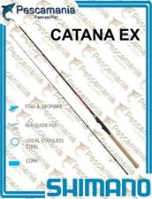 Canna pesca spinning Shimano Catana EX cm165->300 trota black luccio artificiali