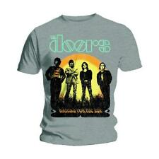 THE DOORS ' Waiting For The Sun ' T-SHIRT - Nuevo & Oficial